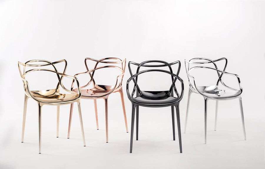 Kartell-Metal-Masters-Chairs-via-Glitter-and-Goat-Cheese